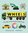 Wheels, cars, cogs, carousels and other things that spin