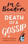 Death of a gossip; M.C. Beaton