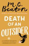 Death of an outsider; M.C. Beaton