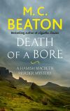 Death of a bore; M.C. Beaton