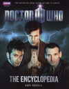 Doctor Who, the encyclopedia, the definitive guide to the hit BBC series