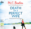 Death of a perfect wife; read by David Monteath