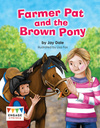 Farmer Pat and the brown pony